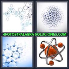 4 Fotos 1 Palabra - Particulas Circuitos Electrones Y Protones Hielo |