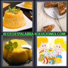 4 Fotos 1 Palabra - Pasteles Dibujo De Niños Con Tarta Pays Variados Tartas Diferentes |