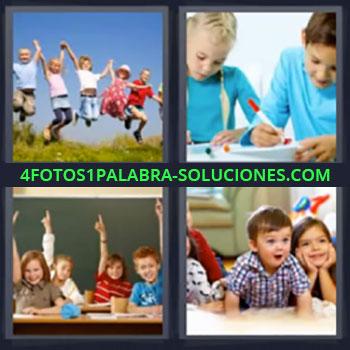 4 Fotos 1 Palabra - cuatro-letras cinco letras